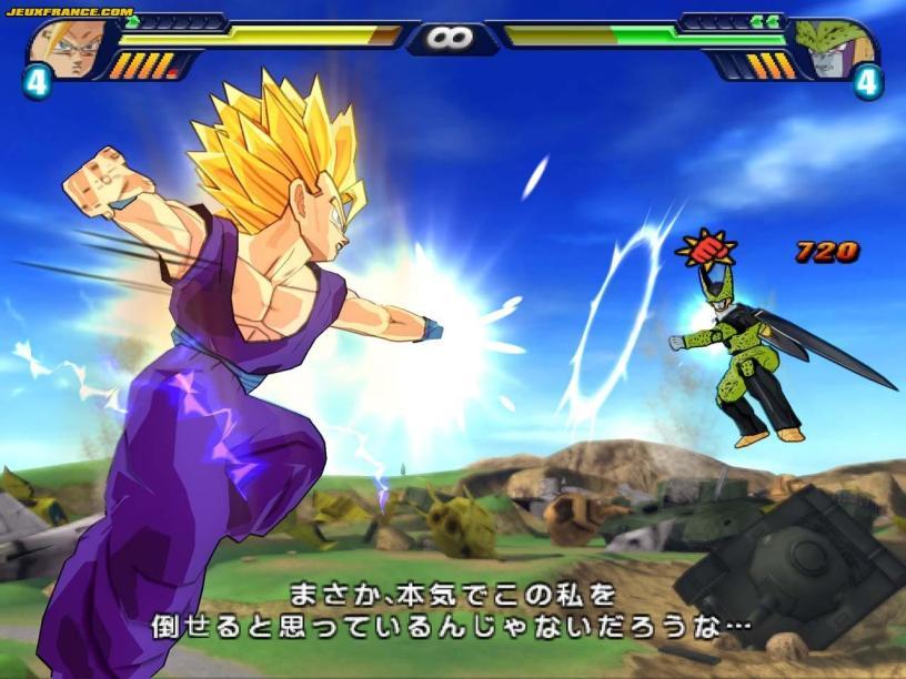 Tải game dragon ball z budokai tenkaichi 3 cho Android