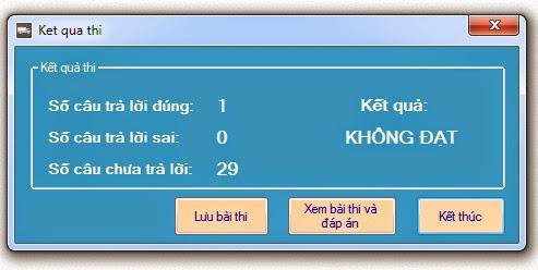 download phần mềm thi sát hạch lái xe hạng b2 7